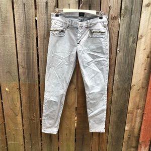 Hudson Gray Women's Skinny Jeans